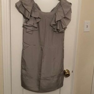 Anthropologie Shift Dress
